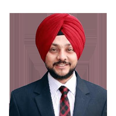 LCdr Gagandeep Singh